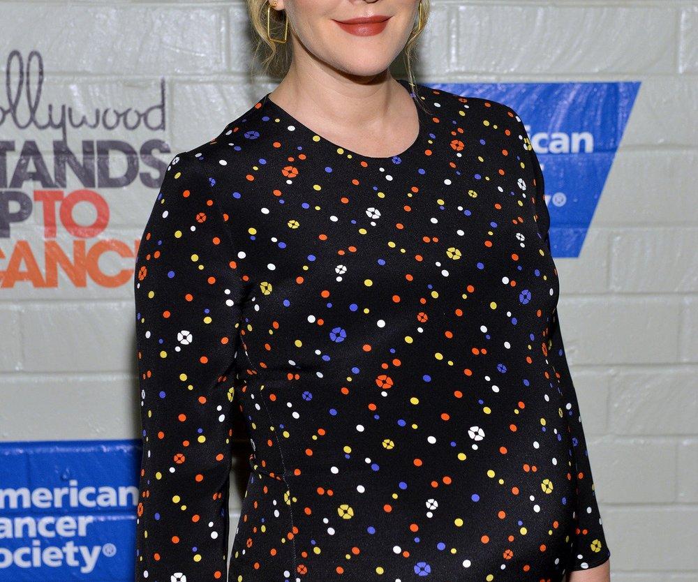 Drew Barrymore genießt ihre Schwangerschaft