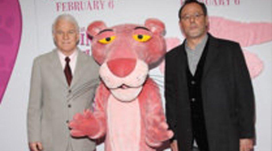 Der rosarote Panther auf der Berlinale!