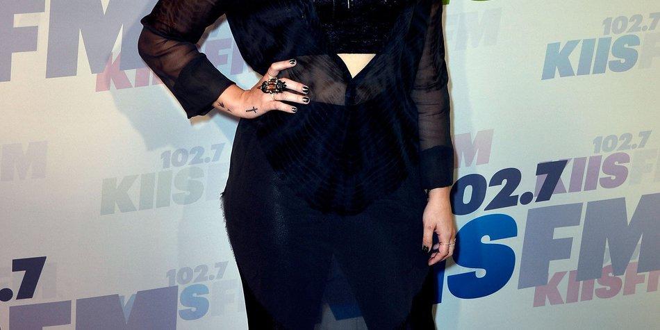 Demi Lovato kann auch ohne Alkohol Spaß haben!