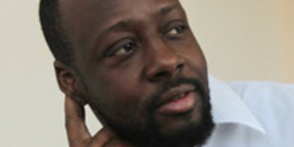 Wyclef Jean beendet seine Wahl-Kampagne