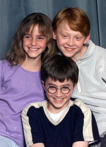 Rupert, Emma und Daniel
