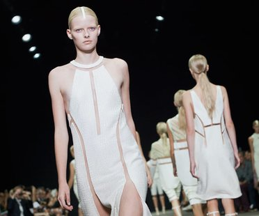 Alexander Wang S/S 2013 New York Fashion Week