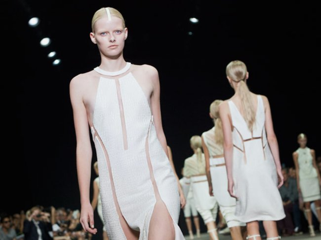 Alexander Wang S/S 2013 New York Fashion Week