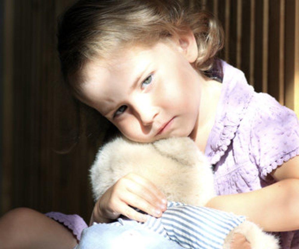 Belastungsstörungen bei Kindern