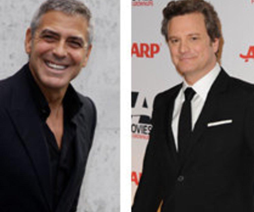 George Clooney oder Colin Firth: Wer spielt Marcus Antonius?
