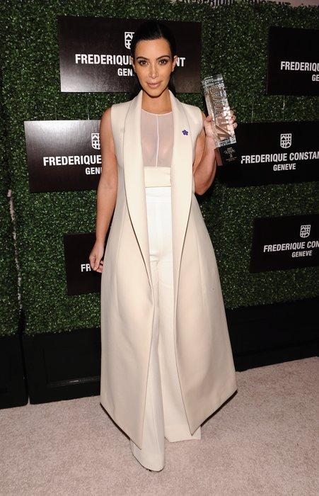 Kim Kardashian bei einer Preisverleihung