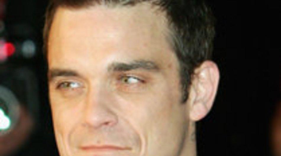 Robbie Williams ist wieder da