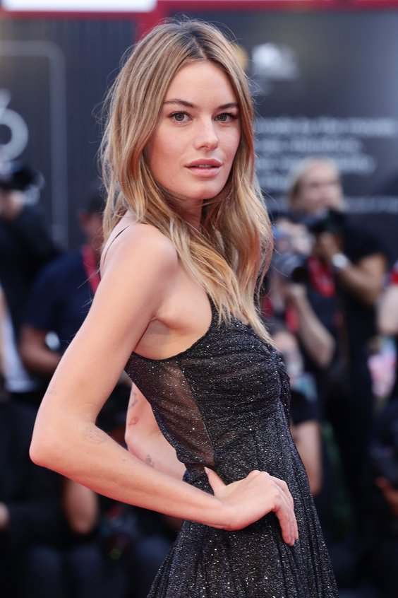 Camille rowe model