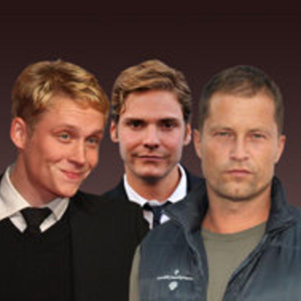 Deutsche Schauspieler: So sexy sind sie!