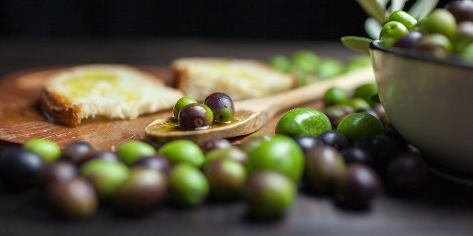 Olivenöl Mythen