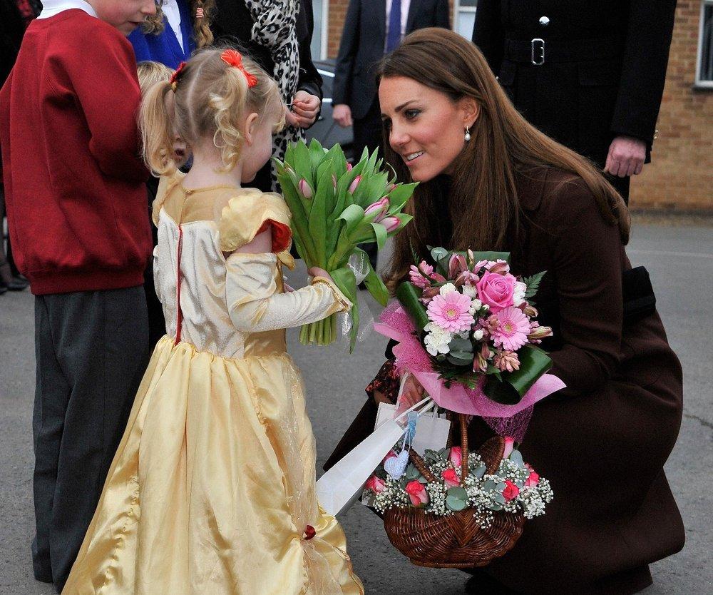 Kate Middleton: Wird das royale Baby ein Mädchen?