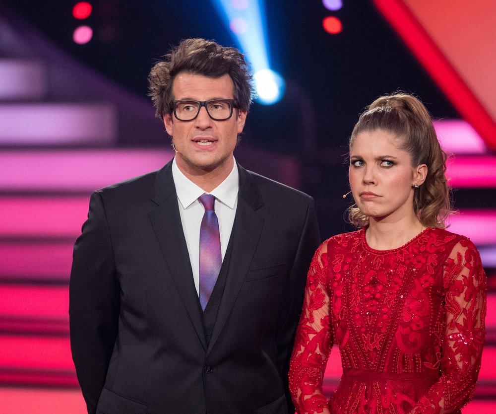 Daniel Hartwich und Victoria Swarovski