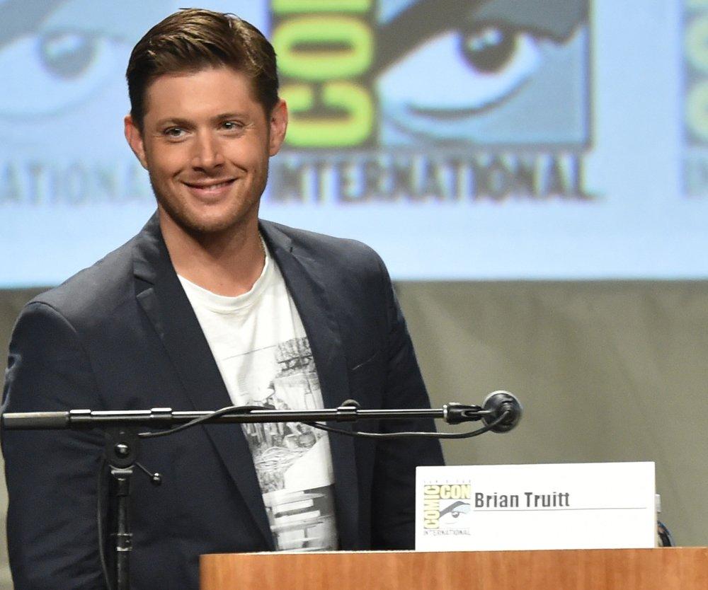 "CW's ""Supernatural"" Panel - Comic-Con International 2014"
