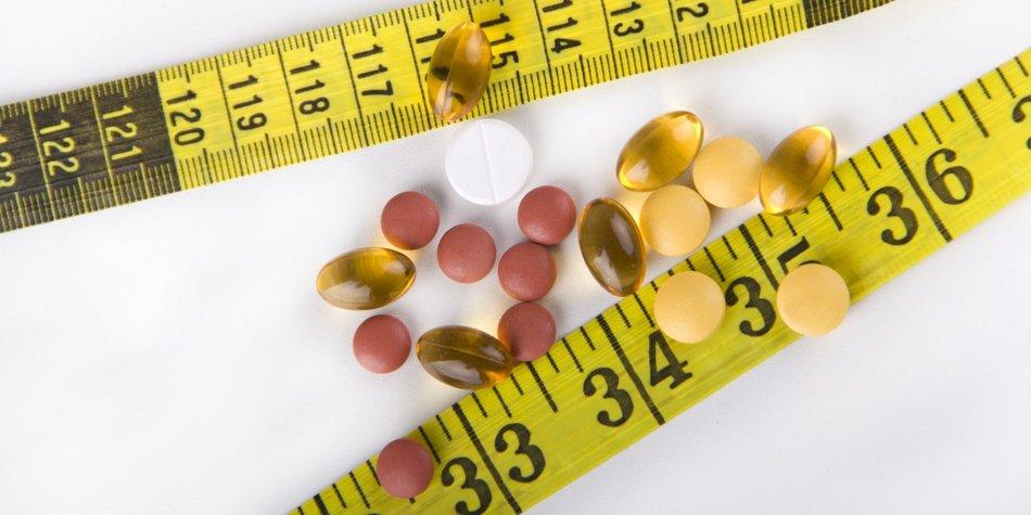 Nebenwirkungen von chinesischen Diätpillen