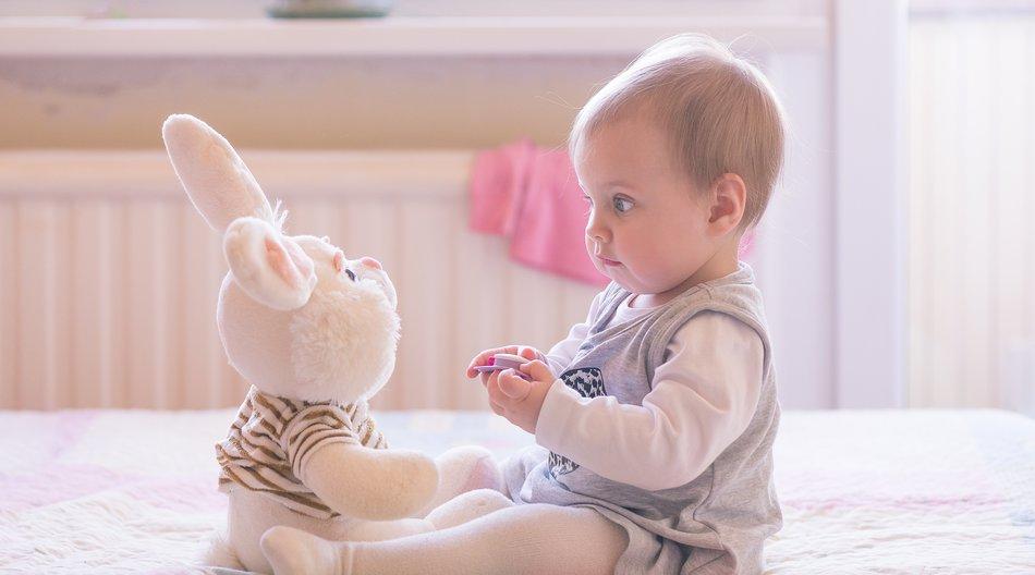 Baby Entwicklungskalender