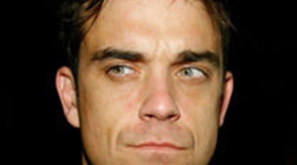 Robbie Williams neues Album