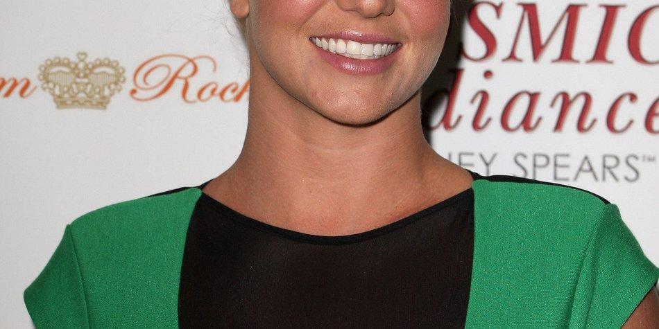 Britney Spears im Hochzeitsfieber
