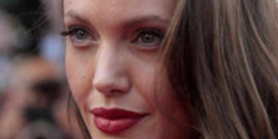 Angelina Jolie: Unfall beim Dreh