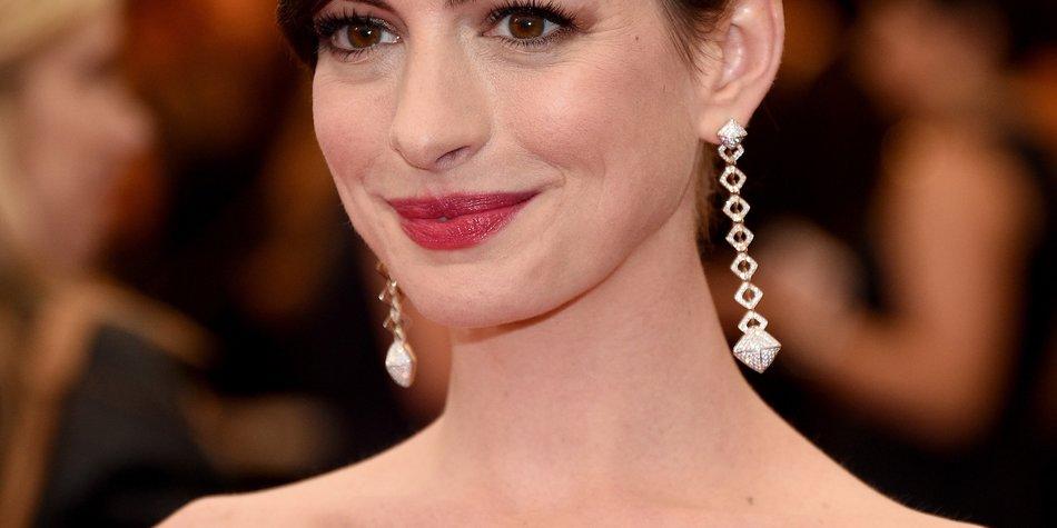 Anne Hathaway kam mit ihrem Ruhm nicht zurecht
