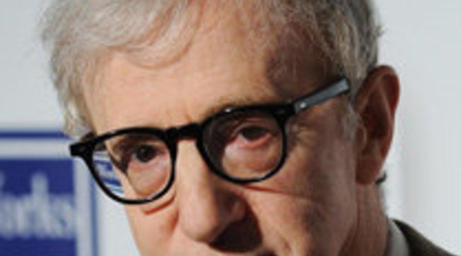 """Woody Allen verklagt """"American Apparel"""""""