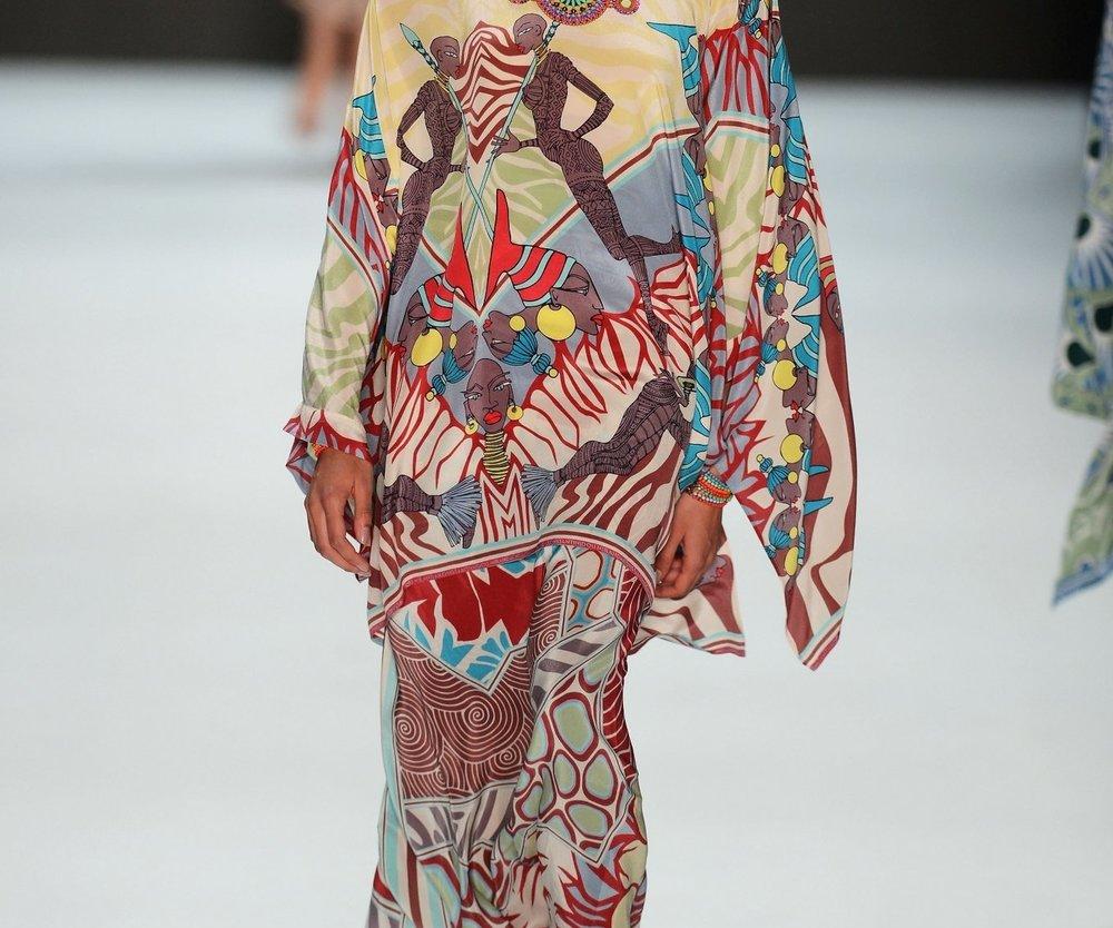 Miranda Konstantinidou mischt die Fashion Week auf