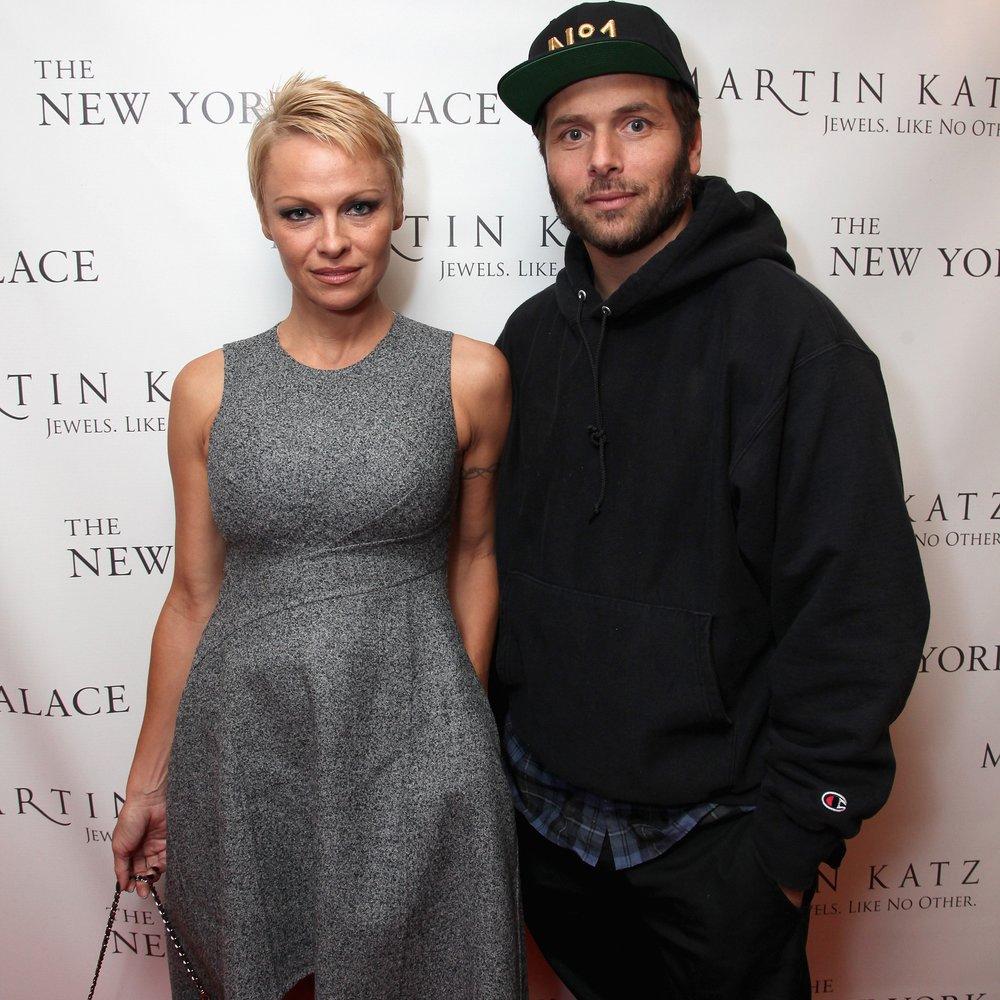 Pamela Anderson: Ihre Scheidung ist durch