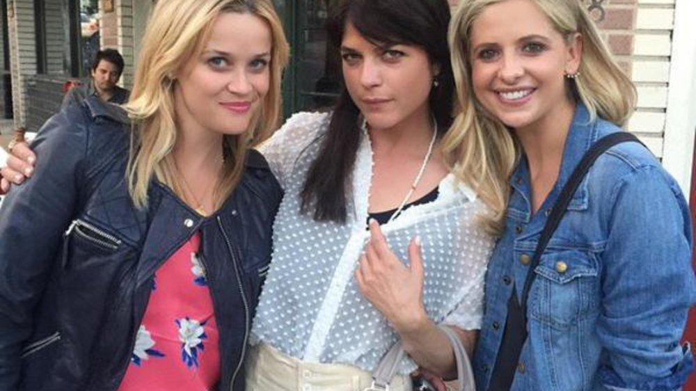 """Reese Witherspoon trifft ihre """"Eiskalte Engel""""-Kolleginnen"""
