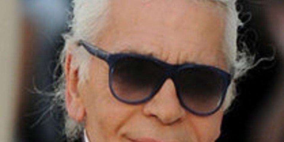 Karl Lagerfeld macht mit Masstige Mode für alle!