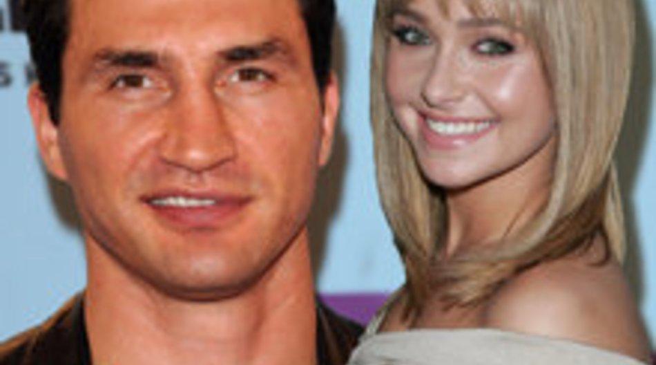Wladimir Klitschko und Hayden Panettiere: Doch verliebt?