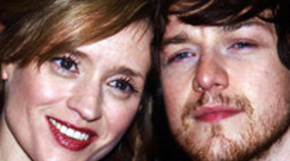James McAvoy: seine Frau ist schwanger