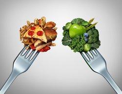 5 zu 2 Diät Essen