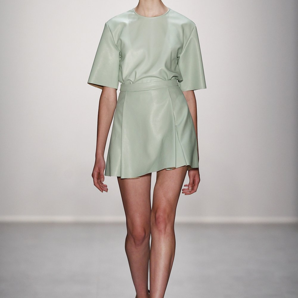 Fashion Week Berlin: Hien Le entschleunigt