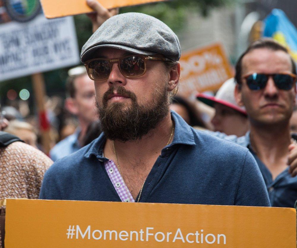 Leonardo DiCaprio feiert sein Debüt am Mischpult