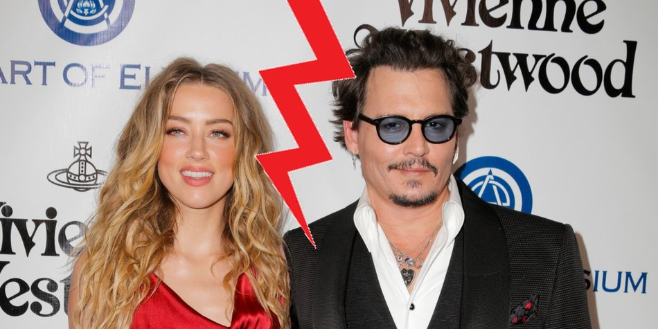 Johnny Depp Amber Heard Scheidung