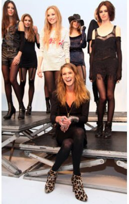 Fashion Week New York: Erin Wasson