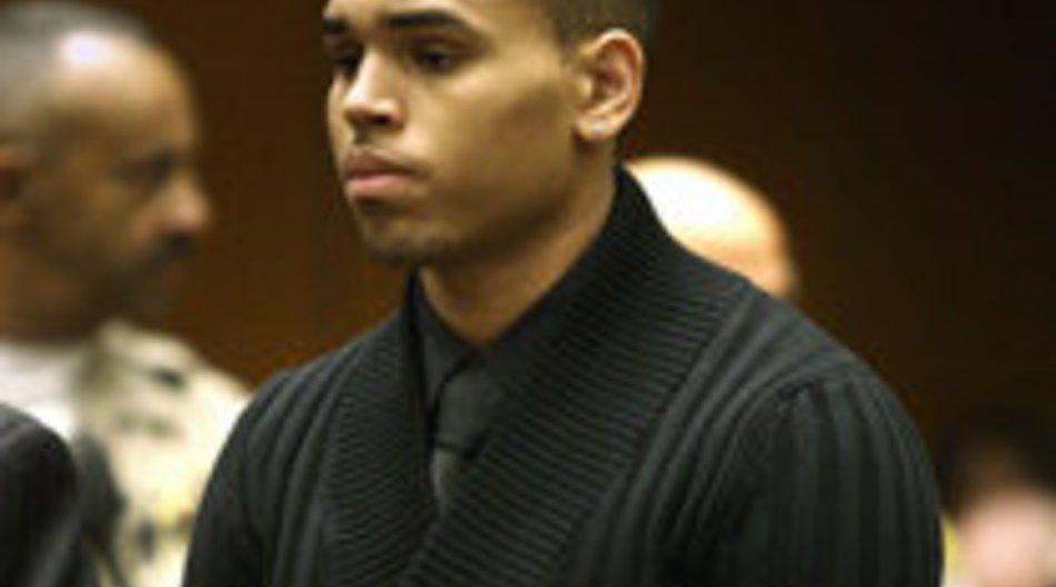 """Chris Brown plädiert auf """"Nicht schuldig!"""""""