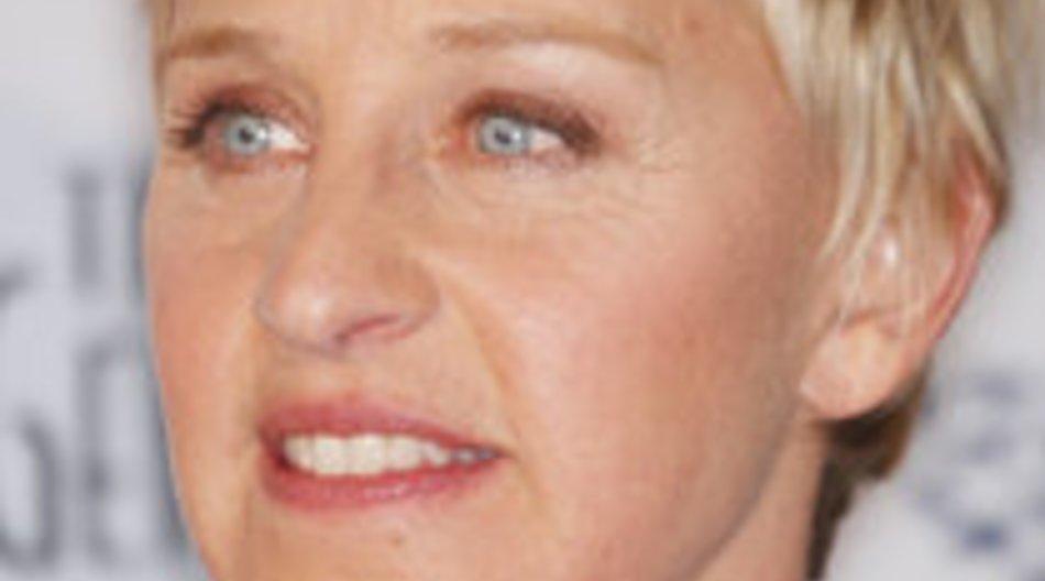 Ellen DeGeneres: Intim mit Gerard Butler