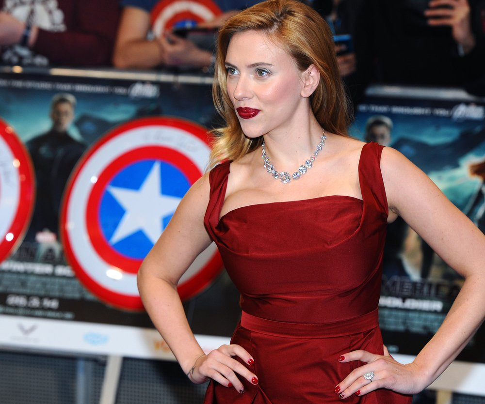 Scarlett Johansson bekommt 10 Millionen Dollar-Gage