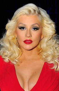 Christina Aguilera: 50er Jahre Powerwelle