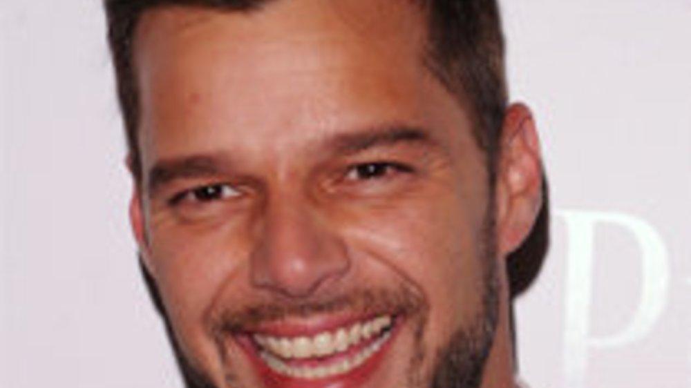 Ricky Martin heulte wie ein kleines Baby