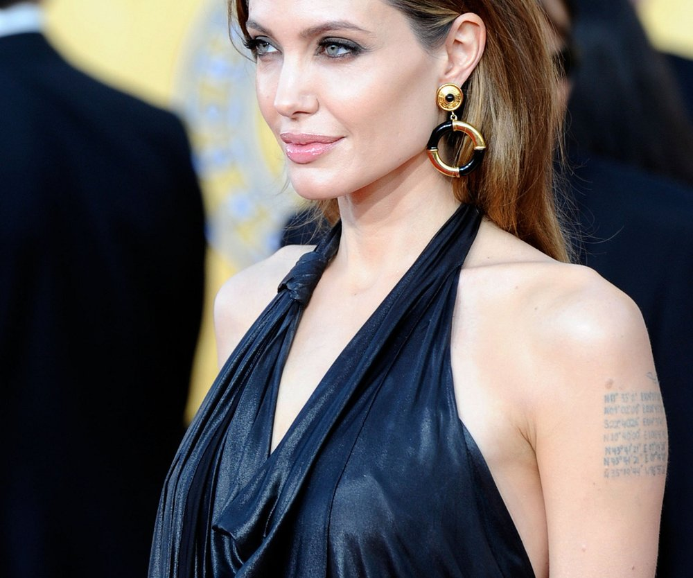 Angelina Jolie im Legoland