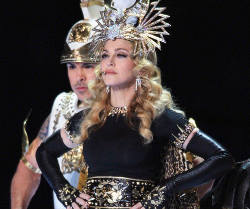 Madonna: Alleinerziehende Mutter
