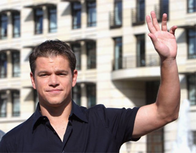 Matt Damon: Hollywoodstar