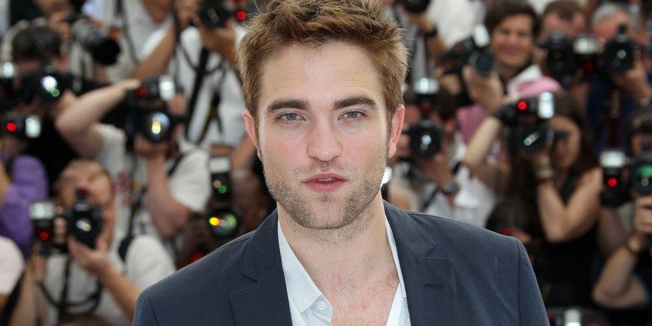 Robert Pattinson spricht über die Liebe