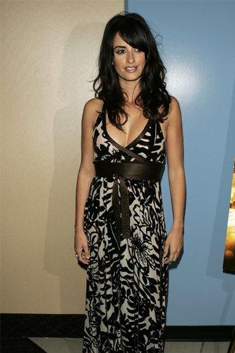 Penelope Cruz: Star