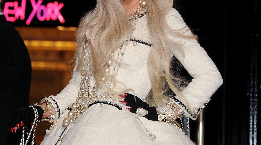 Lady Gaga kann wieder laufen