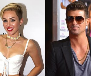 Miley Cyrus: Robin Thicke ist stolz auf sie