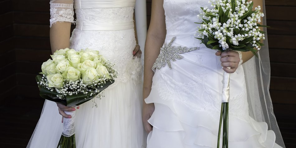 Frauen Hochzeit