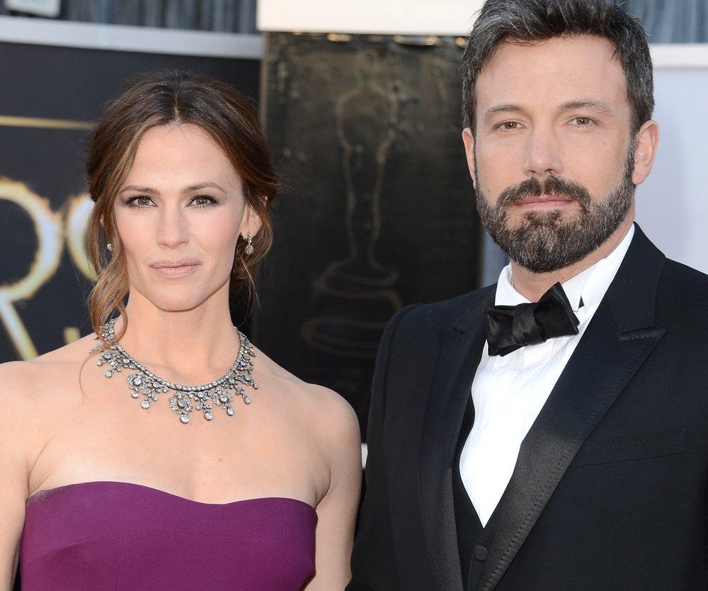 Jennifer Garner und Ben Affleck lassen sich offiziell scheiden