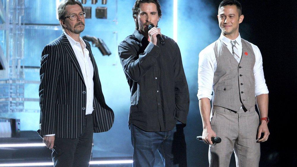 Christian Bale: Tränen wegen Heath Ledger